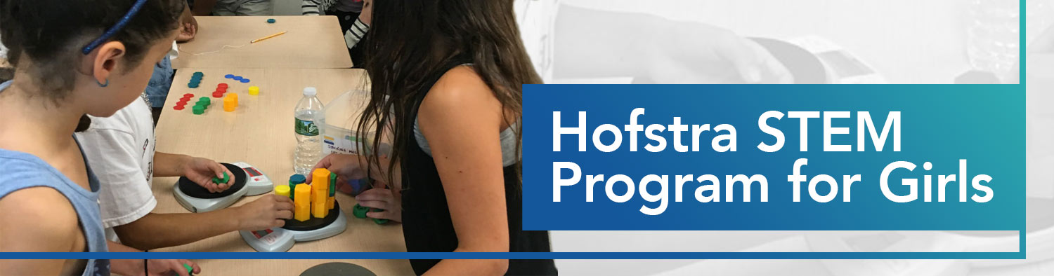Hofstra STEM Program for Girls