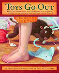 Toys Go Out book cover