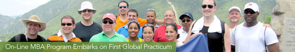On-Line MBA Program Embarks on First Global Practicum