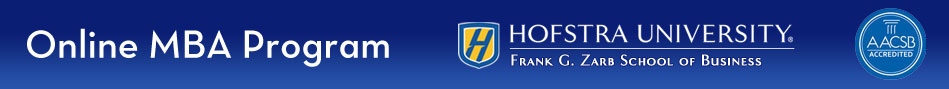 Online MBA Program - Hofstra University - Frank G. Zarb School of Business