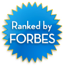Ranked by Forbes