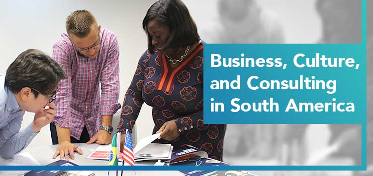 Business, Culture, and Consulting in South America