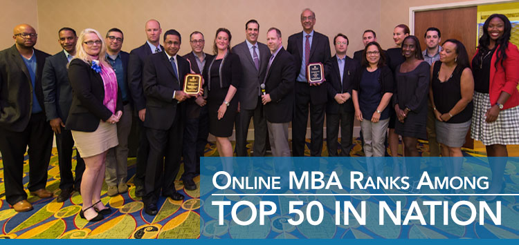 OnlineMBA Ranks Among Top 50 in the Nation