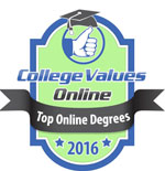 College Values Online Best Value Colleges for an Online MBA Degree 2016