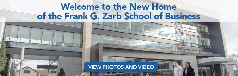 Follow the New Business School Building Construction - The Future of Business Education - View Photos and Time-Lapse Video