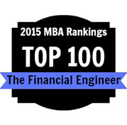 2015 MBA RANKINGS TOP 100 The Financial Engineer
