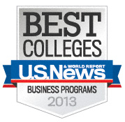 US News & World Report America's Best Business Schools 2010