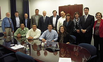 IT  Executive Board of Visitors