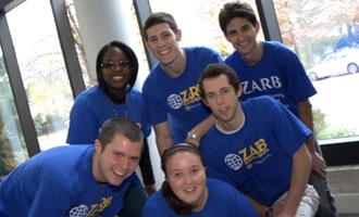 Zarb  undergraduate student leaders