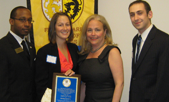 Beta Gamma Sigma Holds Annual Induction Ceremony Image 3