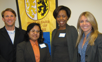 Beta Gamma Sigma Holds Annual Induction Ceremony Image 2