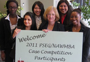 Adrin Mammen, Ritika Sharma, Kate Wei, Ruth Franklin and Christelle Gamambaye