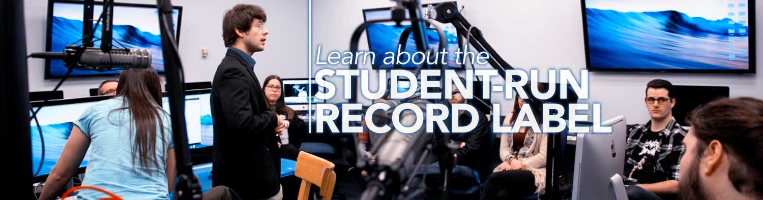 Student-Run Record Label