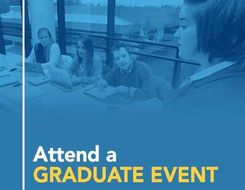 See Graduate Events Near You