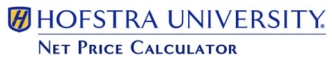 Hofstra's Net Price Calculator