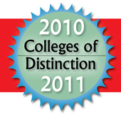 Colleges of Distinction 2010 - 2011