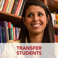 Events for Transfer Students
