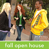 Fall Open House Schedule