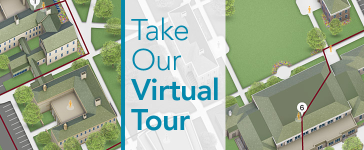 Take Our Virtual Campus Tour - Go!