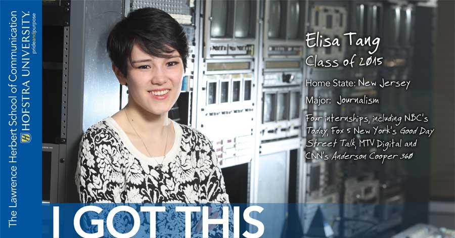 I Got This | Hofstra University, New York