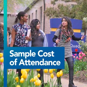 Sample Cost of Attendance