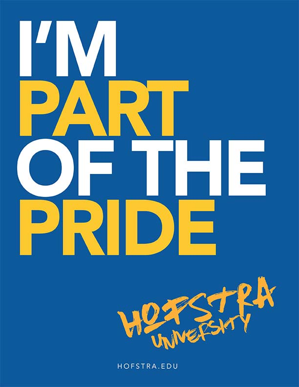 I'm Part of the Pride poster