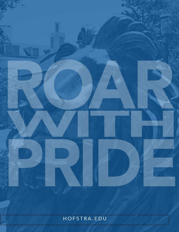 Roar with Pride poster