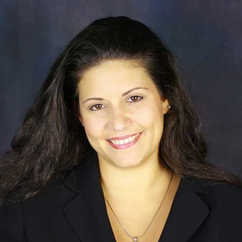 Andrea Nadler, Admission Counselor
