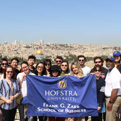 Students in Israe