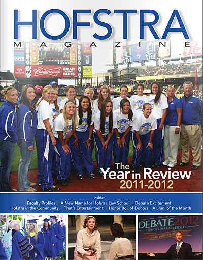 President's Report 2012 Issue - Hofstra Magazine