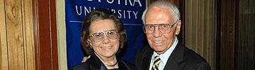 Bob and Hope Brockway