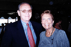Roberta and Bernard Marcus