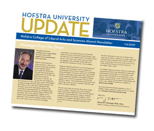 Hofstra University Update