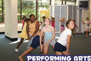 Youth Arts Programs: Performing Arts