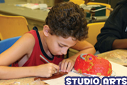 Youth Arts Programs: Studio Arts
