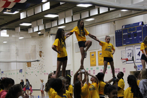 Hofstra Cheer Camp