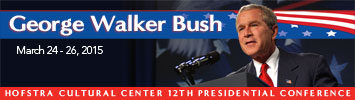 George Walker Bush - Presidential Conference