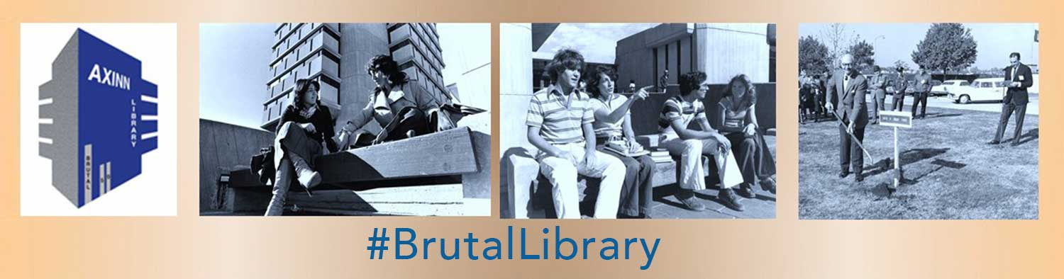 Brutal Library Symposium: In celebration of the 50th Anniversary of the Axinn Library