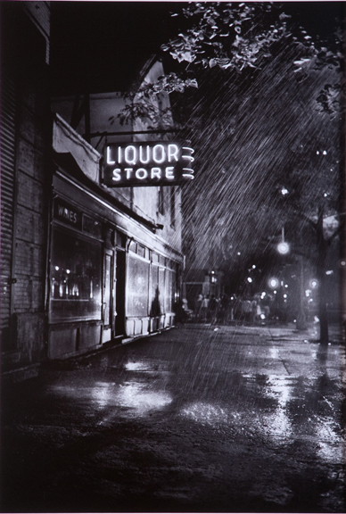 Donna Ferrato, West Broadway Liquor Store Bar