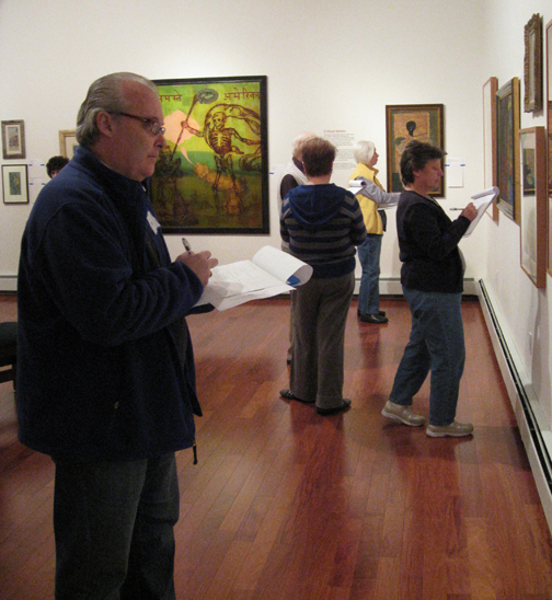 Looking at Art Group