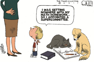 Steve Kelley, Homework Supercommittee