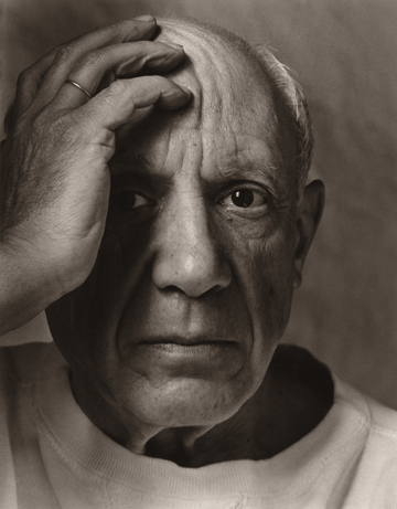 Arnold Newman, Picasso