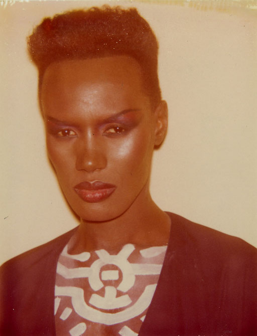 Andy Warhol, Grace Jones