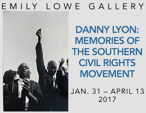 Lowe Hall - Danny Lyon: Memories of the Southern Civil Rights Movement