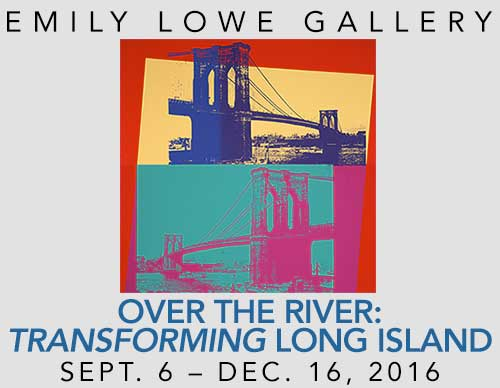 Lowe Hall - Over the River: Transforming Long Island