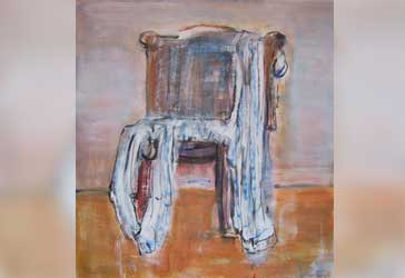 Painting of Chair