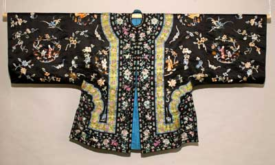 Chinese Woman's Robe