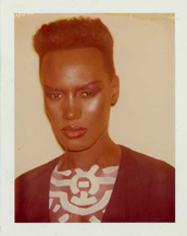 Andy Warhol, Grace Jones, 1984