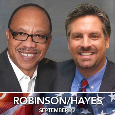 Hayes/Robinson - September 22