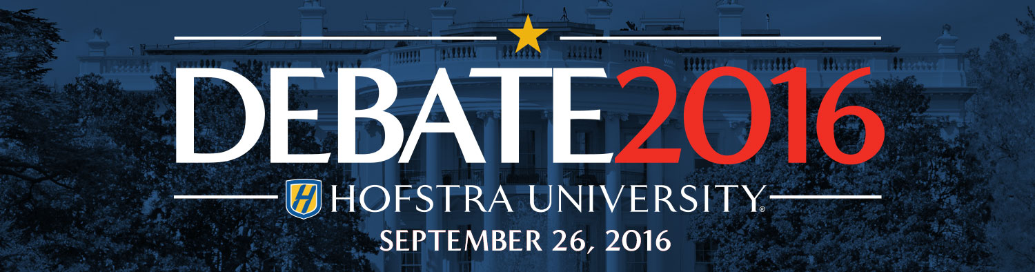 Hofstra Makes History With Presidential Debate, Sept. 26